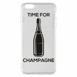 Чохол для iPhone 6 Plus/6S Plus Time for champagne