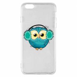 Чехол для iPhone 6 Plus/6S Plus Winter owl