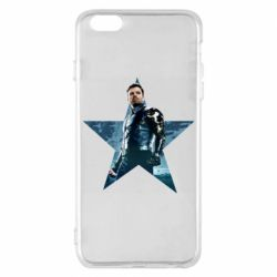 Чохол для iPhone 6 Plus/6S Plus Winter Soldier Star