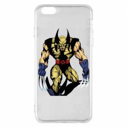 Чохол для iPhone 6 Plus/6S Plus Wolverine comics