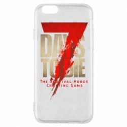 Чохол для iPhone 6S 7 Days To Die