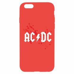 Чохол для iPhone 6S ACDC