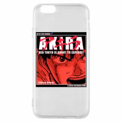Чохол для iPhone 6S Akira