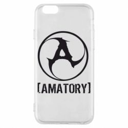 Чехол для iPhone 6S Amatory