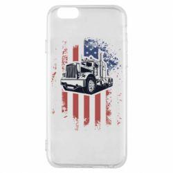 Чохол для iPhone 6S American Truck