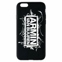 Чехол для iPhone 6S Armin Van Buuren