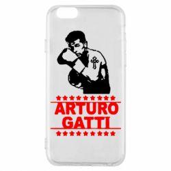 Чохол для iPhone 6S Arturo Gatti