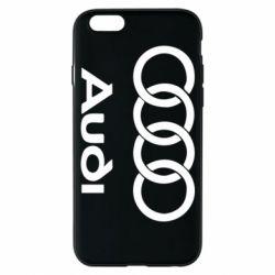 Чехол для iPhone 6S Audi