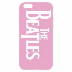 Чохол для iPhone 6S Beatles