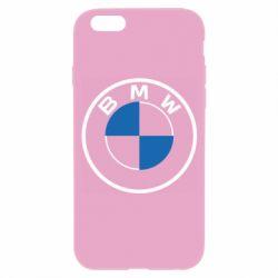 Чохол для iPhone 6S BMW logo 2020