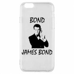 Чохол для iPhone 6S Bond  James Bond