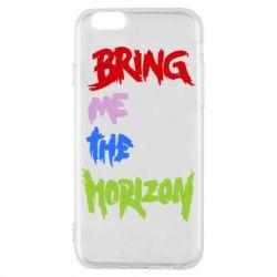 Чехол для iPhone 6S Bring me the horizon
