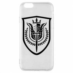 Чохол для iPhone 6S Call of Duty logo with shield