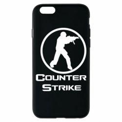 Чехол для iPhone 6S Counter Strike