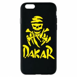 Чехол для iPhone 6S DAKAR LOGO