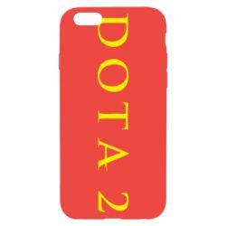 Чехол для iPhone 6S Дота 2