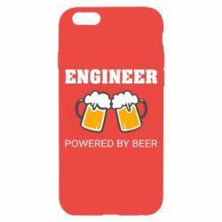 Чохол для iPhone 6S Engineer Powered By Beer