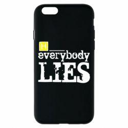 Чохол для iPhone 6S Everybody LIES House