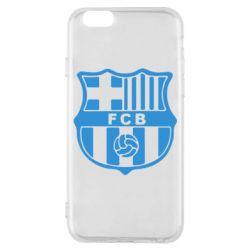 Чохол для iPhone 6S FC Barcelona