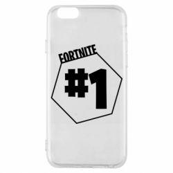 Чохол для iPhone 6S Fortnight number 1