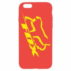 Чохол для iPhone 6S FOX Racing