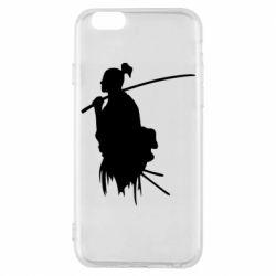 Чохол для iPhone 6S Ghost Of Tsushima Silhouette