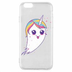 Чохол для iPhone 6S Ghost Unicorn