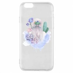 Чохол для iPhone 6S Girl in the clouds