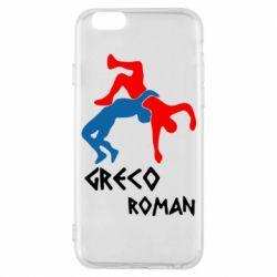 Чохол для iPhone 6S Греко-римська боротьба