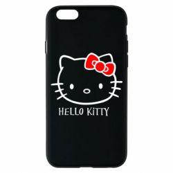 Чехол для iPhone 6S Hello Kitty