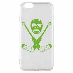 Чехол для iPhone 6S Хоккейная маска