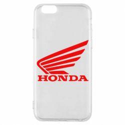 Чехол для iPhone 6S Honda