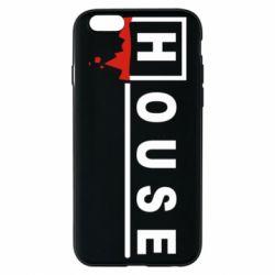 Чохол для iPhone 6S House