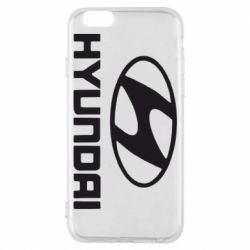 Чехол для iPhone 6S Hyundai Small