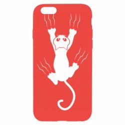 Чохол для iPhone 6S кот когти