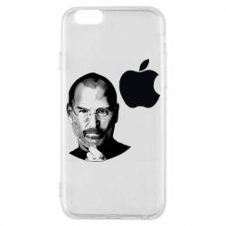 Чохол для iPhone 6S Jobs art