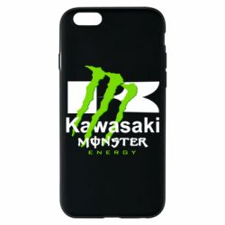 Чохол для iPhone 6S Kawasaki Monster Energy