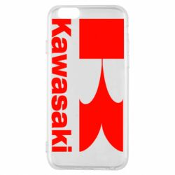 Чехол для iPhone 6S Kawasaki
