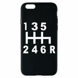 Чехол для iPhone 6S Коробка передач