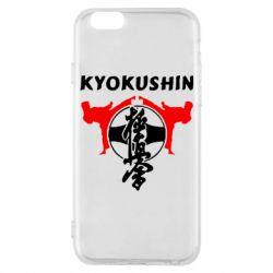 Чехол для iPhone 6S Kyokushin