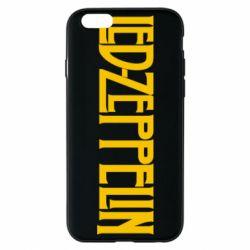 Чехол для iPhone 6S Led Zeppelin