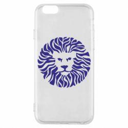 Чохол для iPhone 6S лев