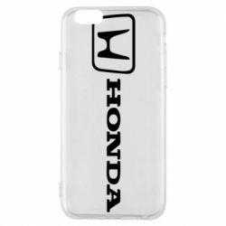 Чохол для iPhone 6S Логотип Honda