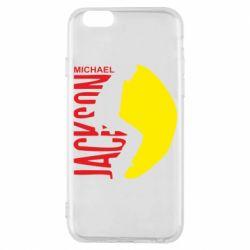 Чехол для iPhone 6S Майкл Джексон