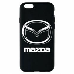 Чехол для iPhone 6S Mazda Logo