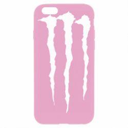 Чохол для iPhone 6S Monster Energy Stripes 2