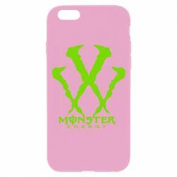 Чохол для iPhone 6S Monster Energy W