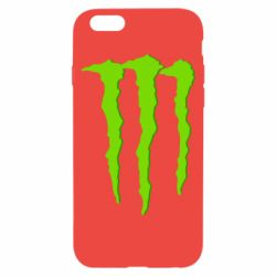 Чохол для iPhone 6S Monster Lines