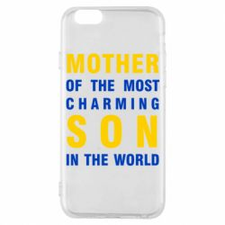Чохол для iPhone 6S Mother Of Charming Son