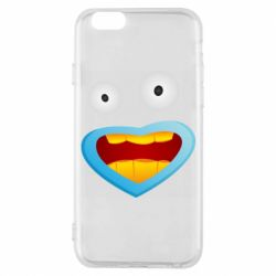 Чохол для iPhone 6S Mouth And Eyes